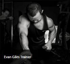 Evan Giles Trainer