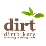 dirt-bikers-investing-in-riding-trails-logo