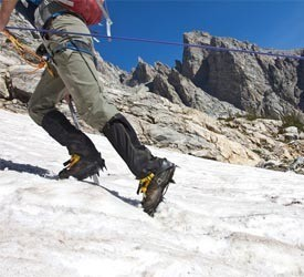 Teton Mountaineering
