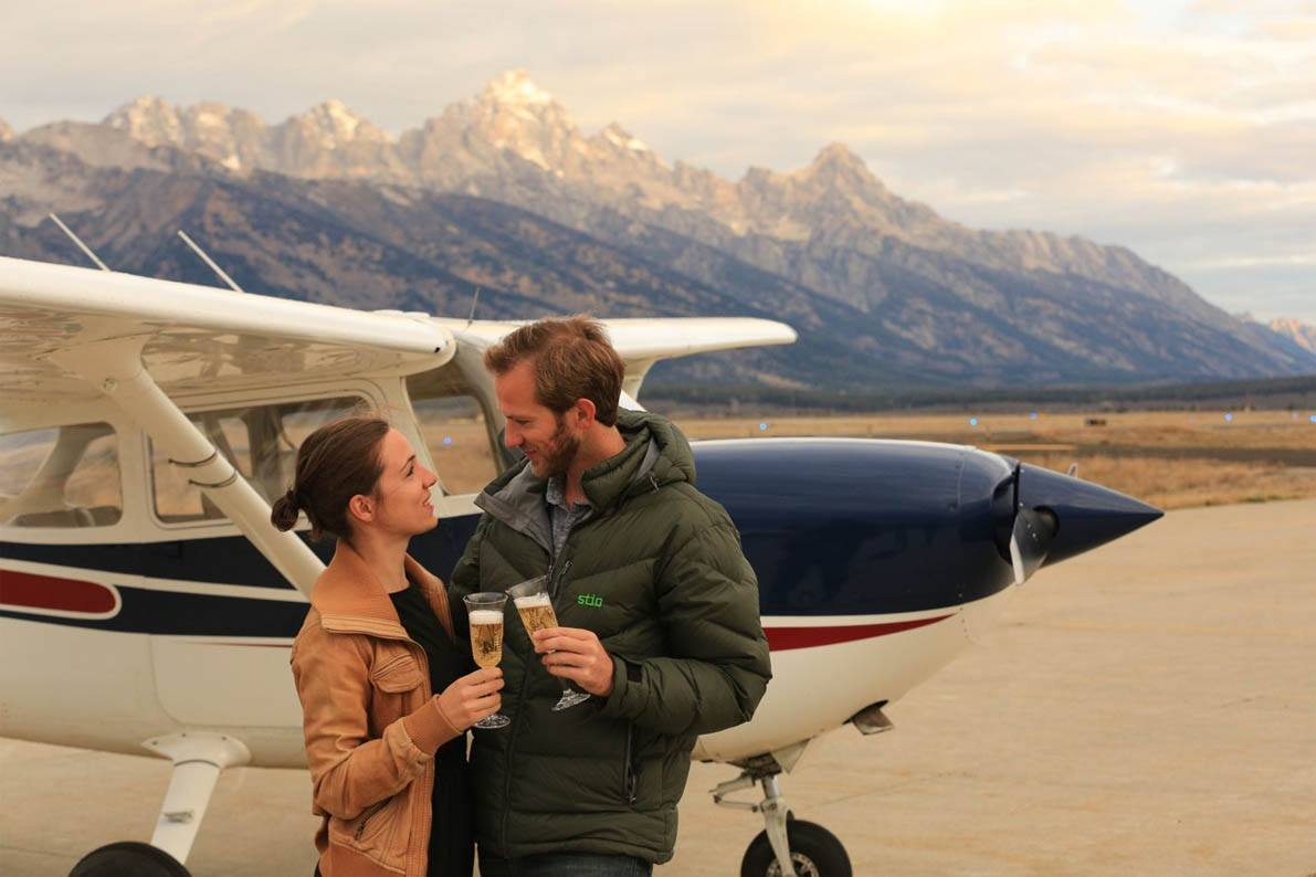Fly Jackson Hole Scenic Flight Tours Deals In Jackson Hole