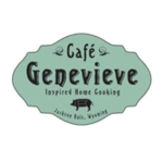 Cafe Genevieve serving breakfast lunch and dinner in Jackson Hole Wyoming