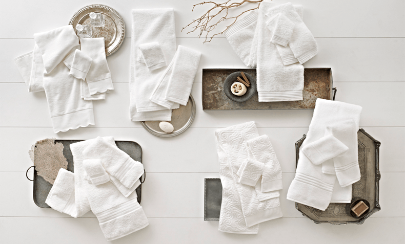 Linen Alley towel personality