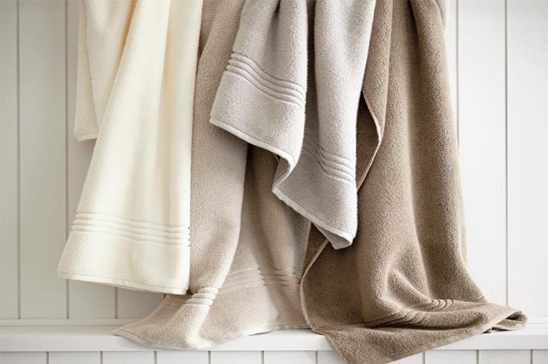 Linen Alley Chelsea Towel