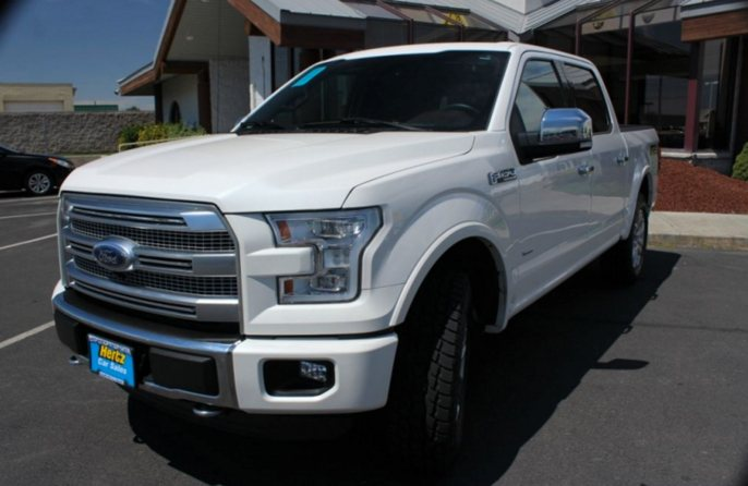 2015 Ford F150 Pickup V6 Platinum