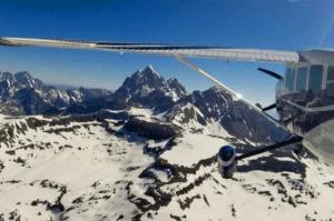 Fly Jackson Hole Scenic Flights