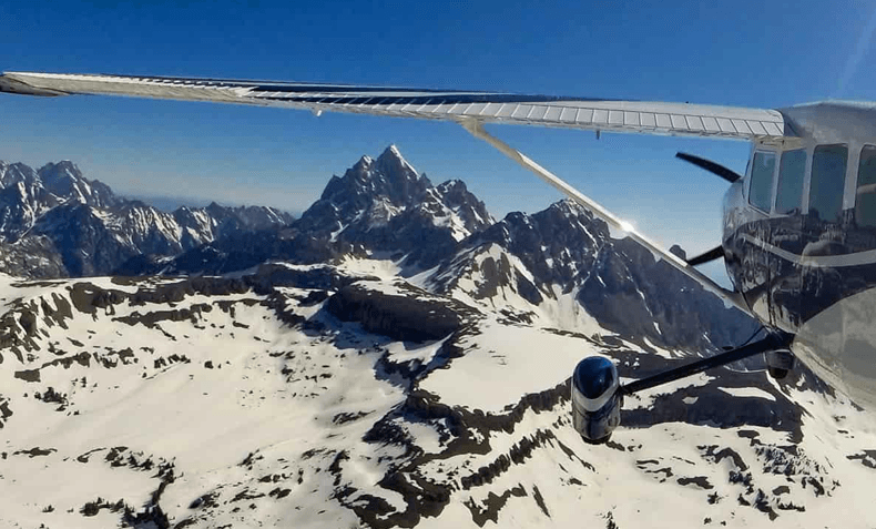 Fly Jackson Hole Scenic Flights