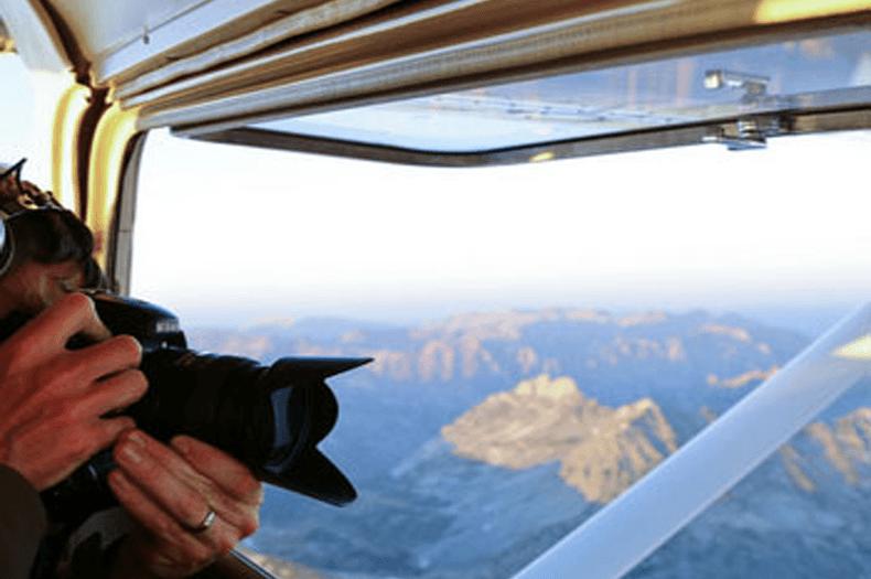 Fly Jackson Hole photo flights