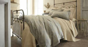 Linen Alley bedding
