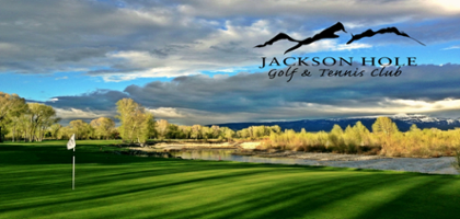 Jackson Hole Golf & Tennis Round of Golf for only $90